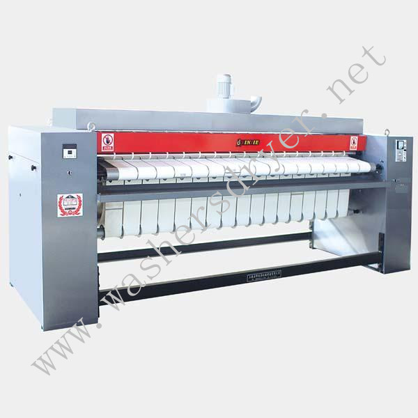 Natural Gas Heated Ironer