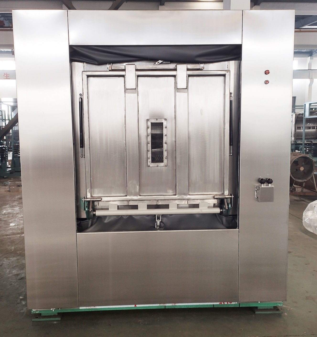 Sanitary Barrier Washer Extractor 30kg