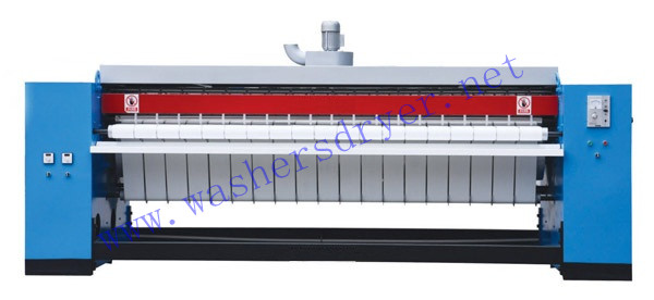 Gas Type Industrial Ironer