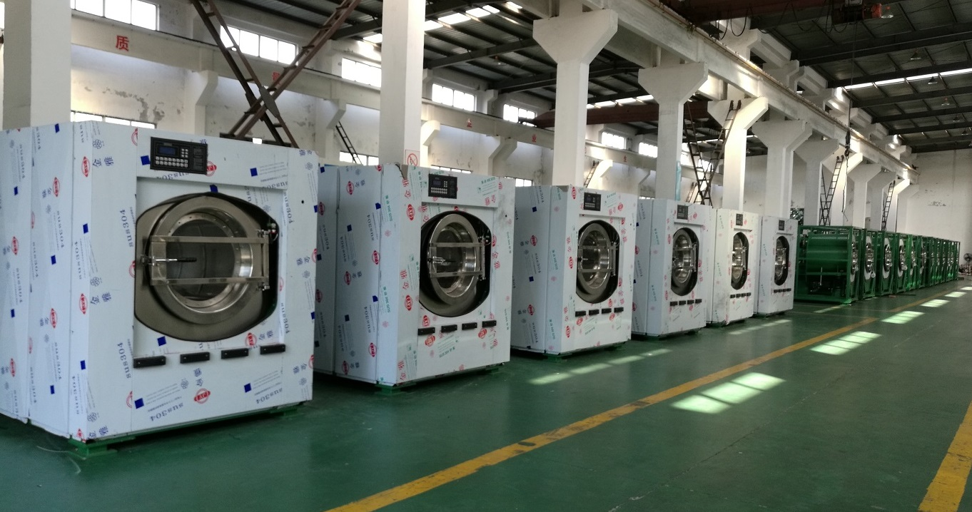 Laundry Washer Extractor